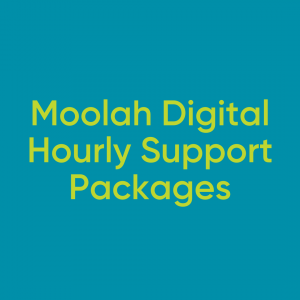Moolah Digital Hourly Support Packages